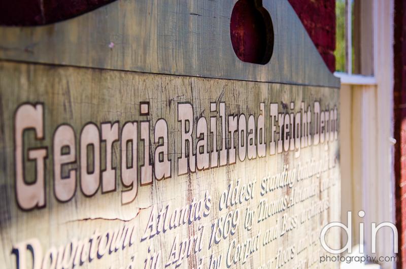 Brian & Kara - Georgia Freight Depot - Atlanta GA (16)