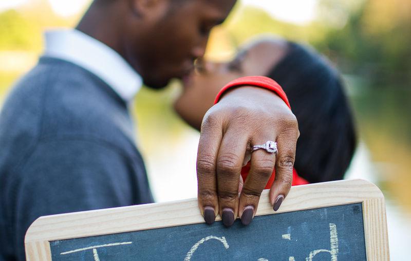 Alva & Mature - Engagement | Piedmont Park + Marlow's Tavern | Atlanta, GA