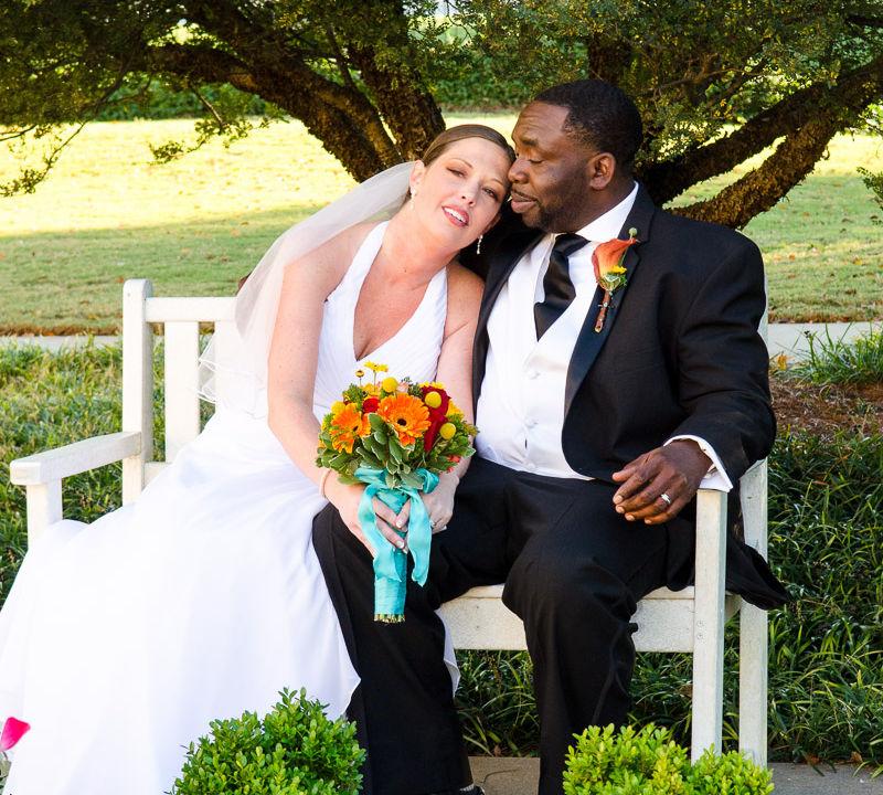 Kasim & Cyndi - KTN Ballroom   Atlanta Wedding Photographer