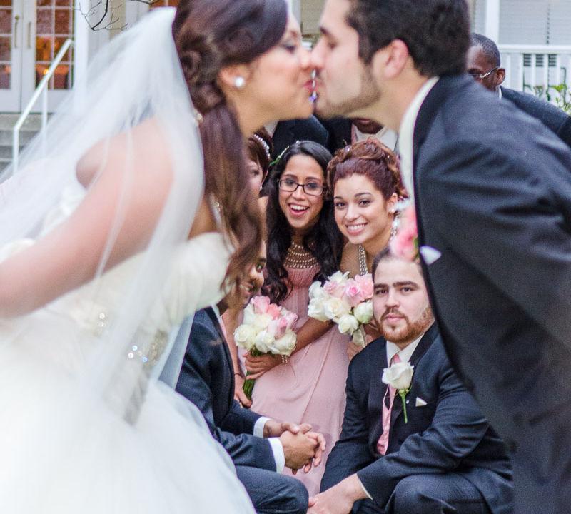 Josue + Victoria | 173 Carlyle House | Atlanta Wedding Photographer
