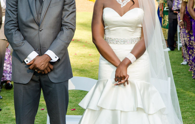 Nneka + Obinna: Married | Chateau Elan Winery and Resort