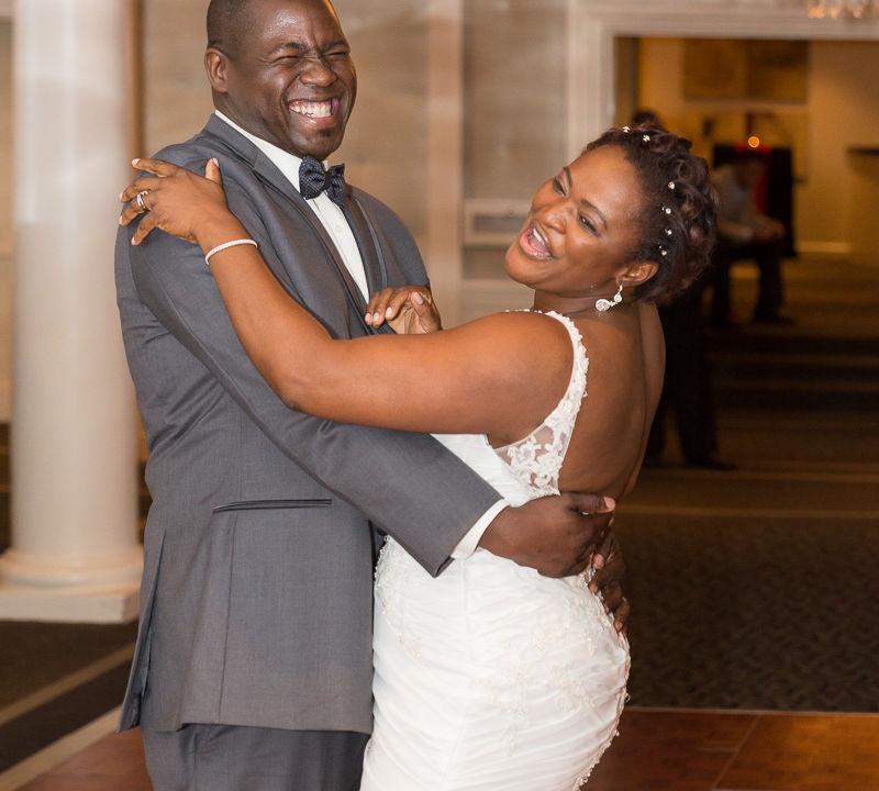 Ken + Lillian: Married | 103 West Buckhead | St. James UMC
