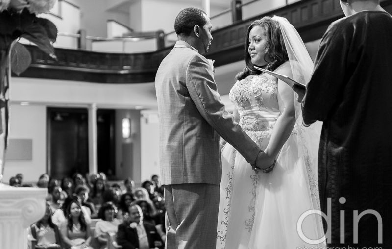 William + Shawnell: Married | First Congregational Church | Atlanta, GA | Atlanta Wedding Photographer