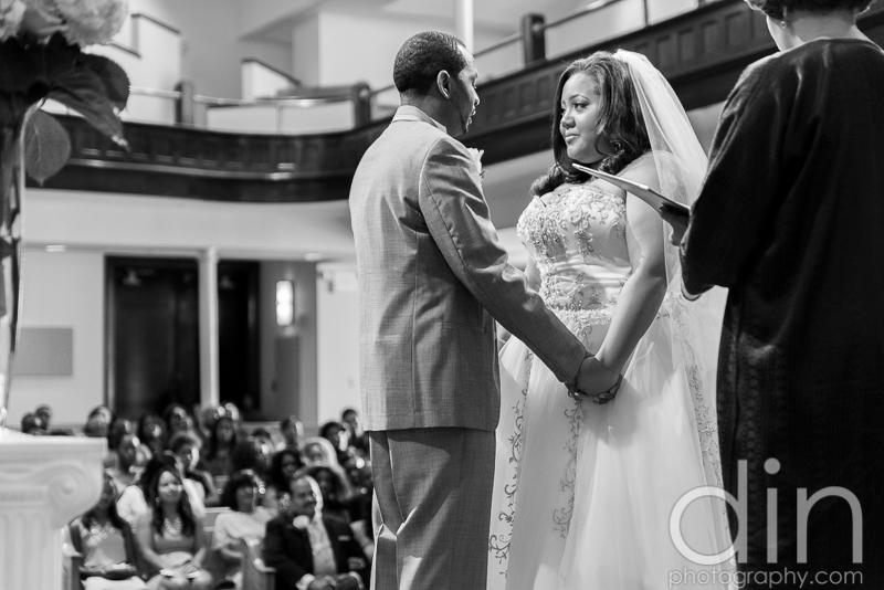 William + Shawnell: Married | First Congregational Church | Atlanta, GA | Atlanta Wedding Photographer