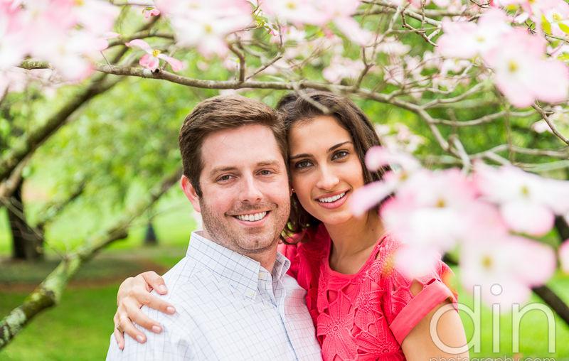 Michael + Sarah: Engagement | Agnes Scott College | Decatur, GA | Atlanta Engagement Photographer