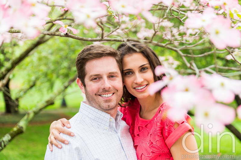 Michael + Sarah: Engagement | Agnes Scott College | Decatur, GA | Atlanta Engagement Photographer
