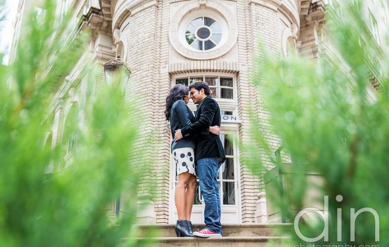Raghava + Divya: Engagement | Fox Theatre | Georgian Terrace | Atlanta, GA | Atlanta Engagement Photographer