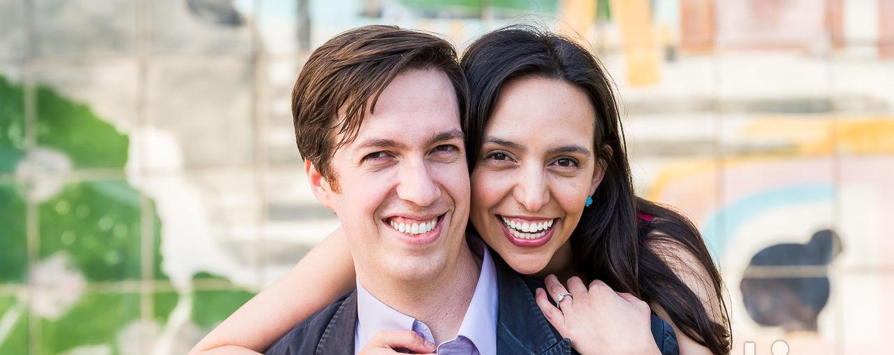 Andrew + Catherine: Engagement | Krog Street Tunnel | Atlanta, GA | Atlanta Engagement Photographer