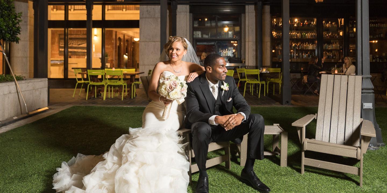 Kevin + Parisha: Wedding | The Peachtree Club | Atlanta, GA