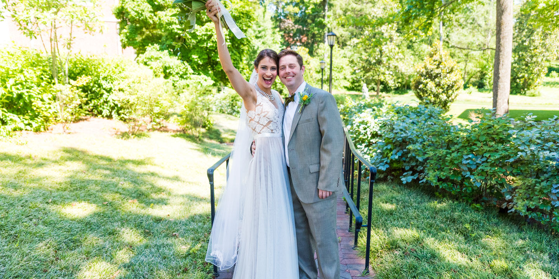 Michael + Sarah: Wedding | Agnes Scott College | Decatur, GA
