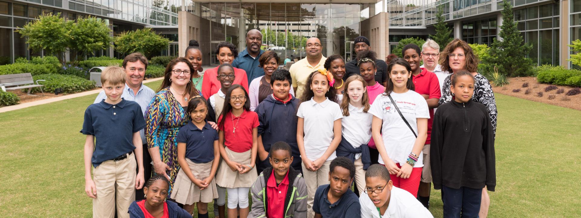 Woodland Elementary | Big Thinkers | Cox Enterprises | Atlanta, GA