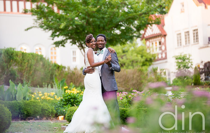 Kanod + Darmicka: Wedding | Callanwolde Fine Arts Center | Atlanta, GA