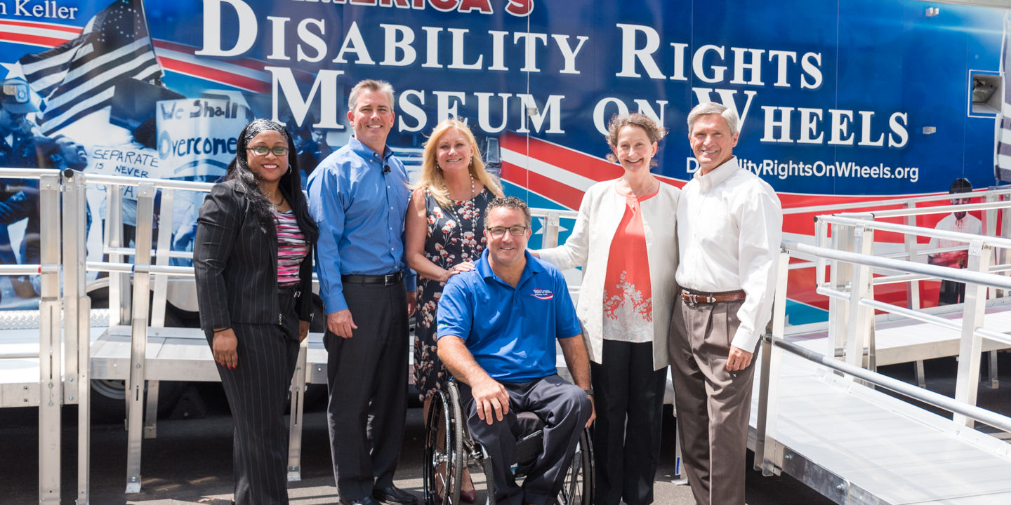 Disability Rights Museum on Wheels | Cox Enterprises | Atlanta, GA