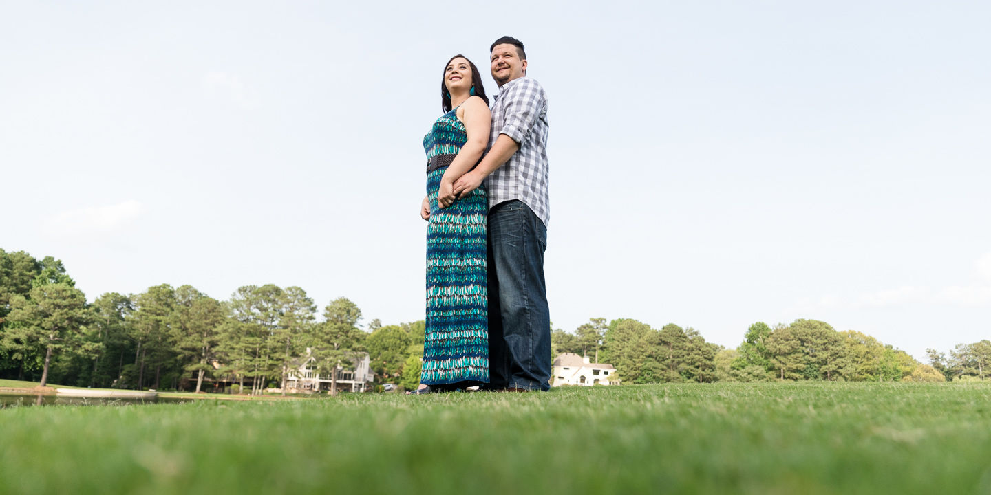 Sean + Brittany: Engagement | Country Club of Roswell | Roswell, GA