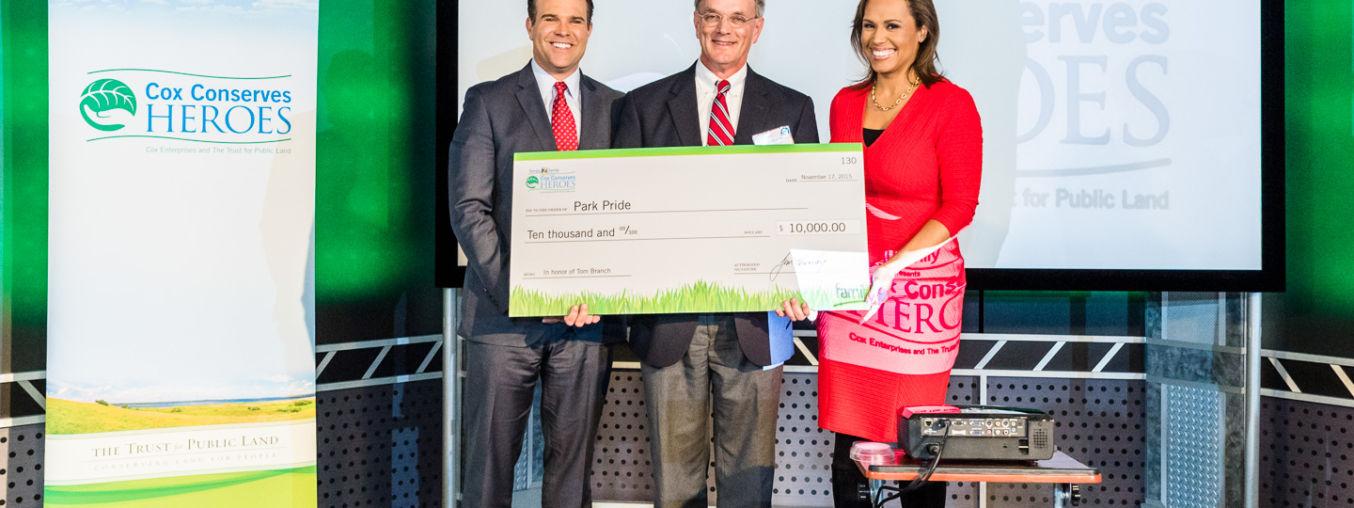 Cox Conserves Heroes Reception 2015| WSB-TV | Atlanta, GA