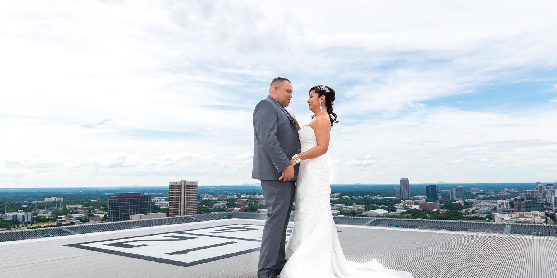 Michael + Vanessa: Wedding | Georgia Aquarium | W Hotel Downtown | Atlanta, GA
